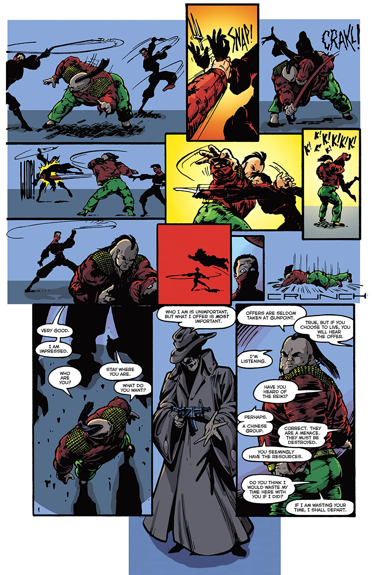 Murcielaga She-Bat  #15