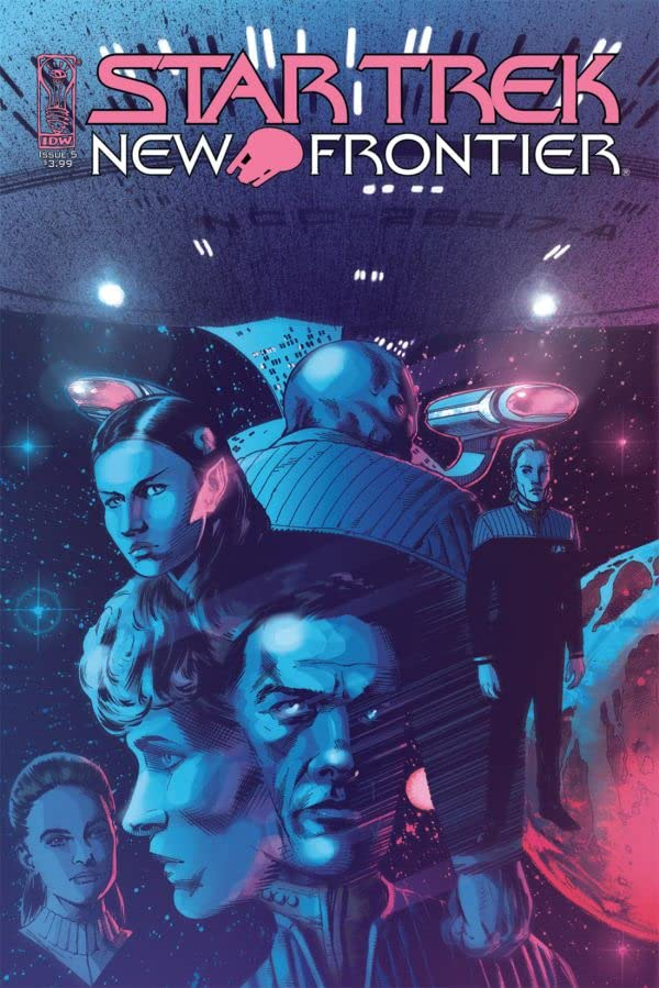 Star Trek: New Frontier #5
