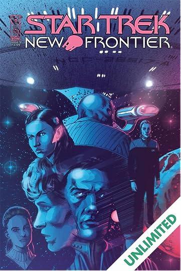 Star Trek: New Frontier #5