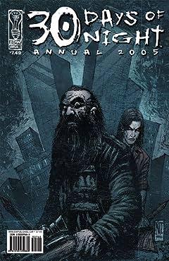 30 Days of Night: Annual 2005