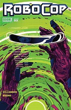 RoboCop (2014-2015) #6