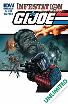 G.I. Joe: Infestation #1 (of 2)