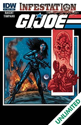 G.I. Joe: Infestation #2 (of 2)