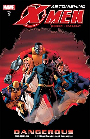 Astonishing X-Men Vol. 2: Dangerous