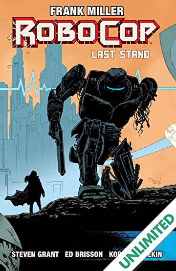 Robocop Vol. 3: Last Stand Part Two