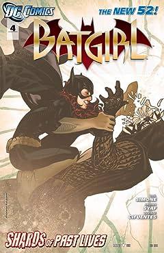 Batgirl (2011-2016) #4