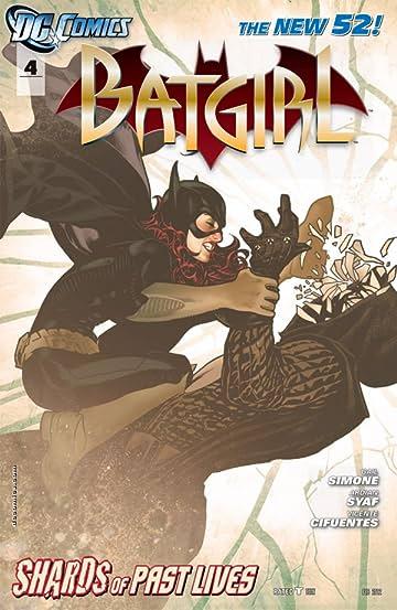Batgirl (2011-) #4