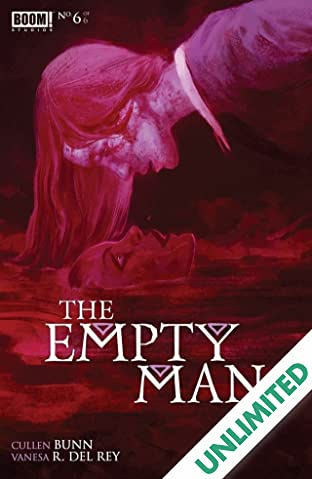 The Empty Man #6 (of 6)
