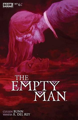 The Empty Man #6 (of 6)