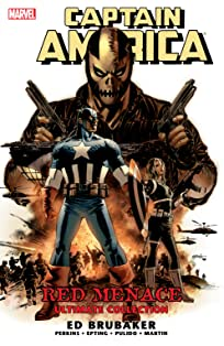 Captain America: Red Menace