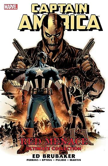 Captain America: Red Menace