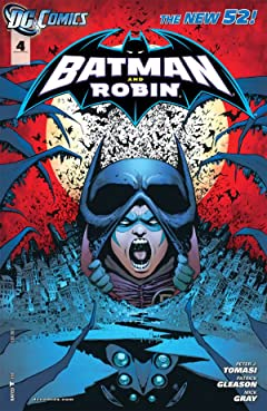 Batman and Robin (2011-2015) #4