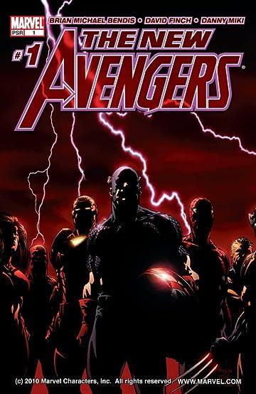 New Avengers (2004-2010) #1