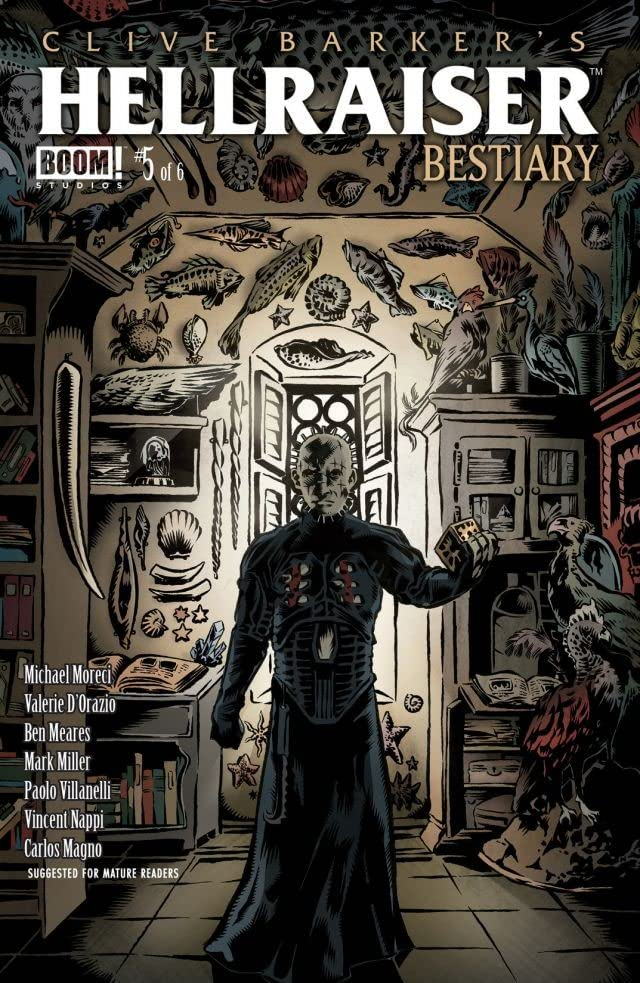 Clive Barker's Hellraiser: Bestiary #5