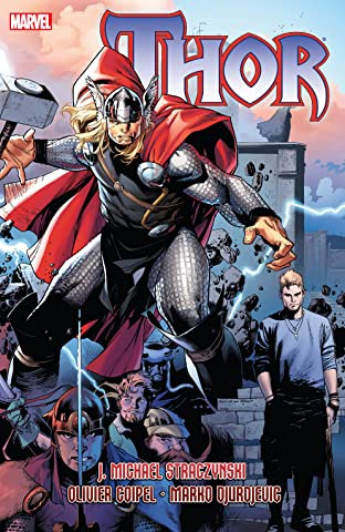 Thor By J. Michael Straczynski Tome 2
