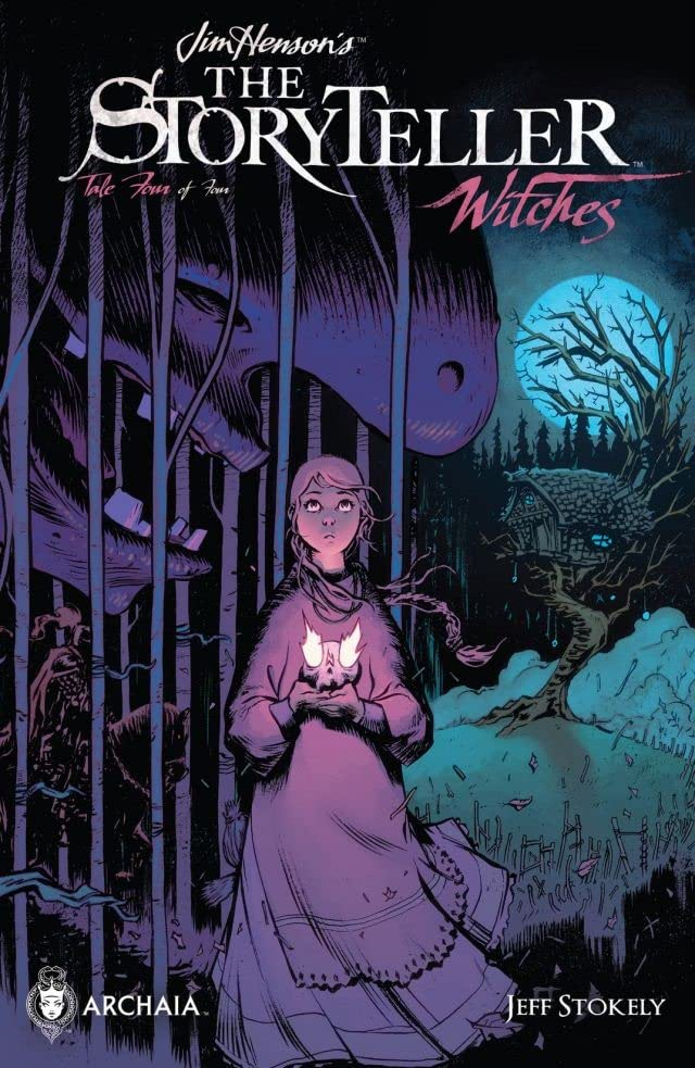 Jim Henson's The Storyteller: Witches #4