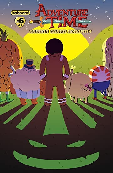 Adventure Time: Banana Guard Academy #6