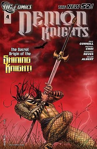 Demon Knights (2011-2013) No.4