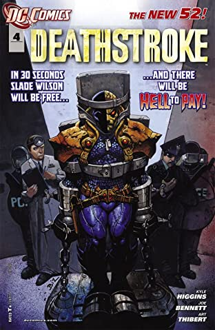 Deathstroke (2011-2013) #4
