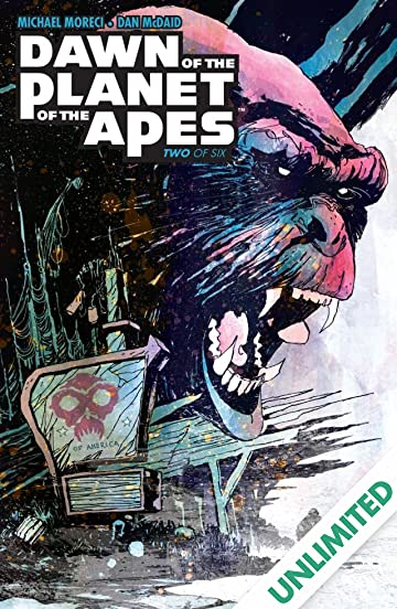 Dawn of the Planet of the Apes #2