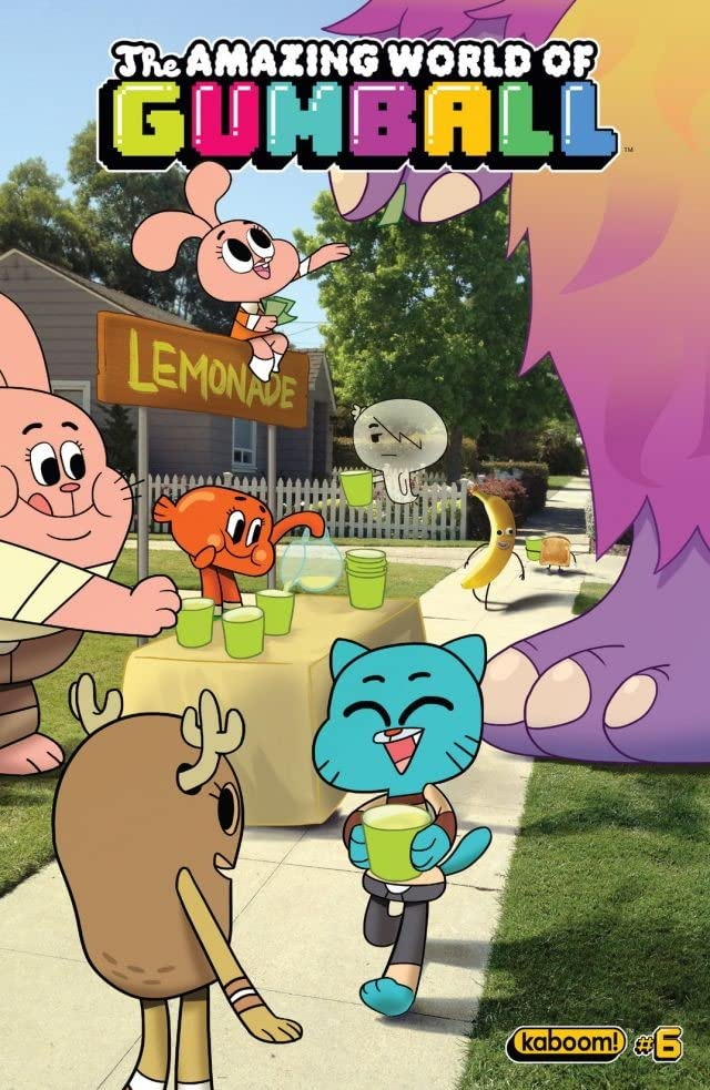 The Amazing World of Gumball #6