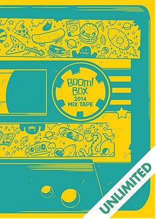 BOOM! BOX 2014 Mix Tape #1