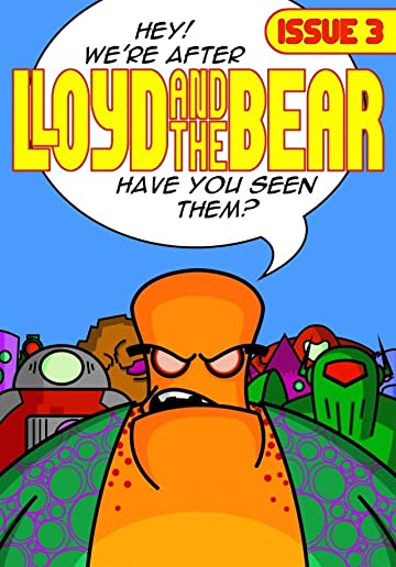 Lloyd and the Bear #3