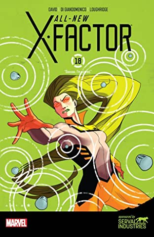 All-New X-Factor (2014-2015) No.18