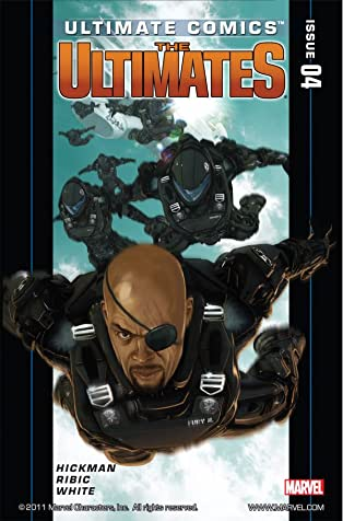Ultimate Comics Ultimates #4