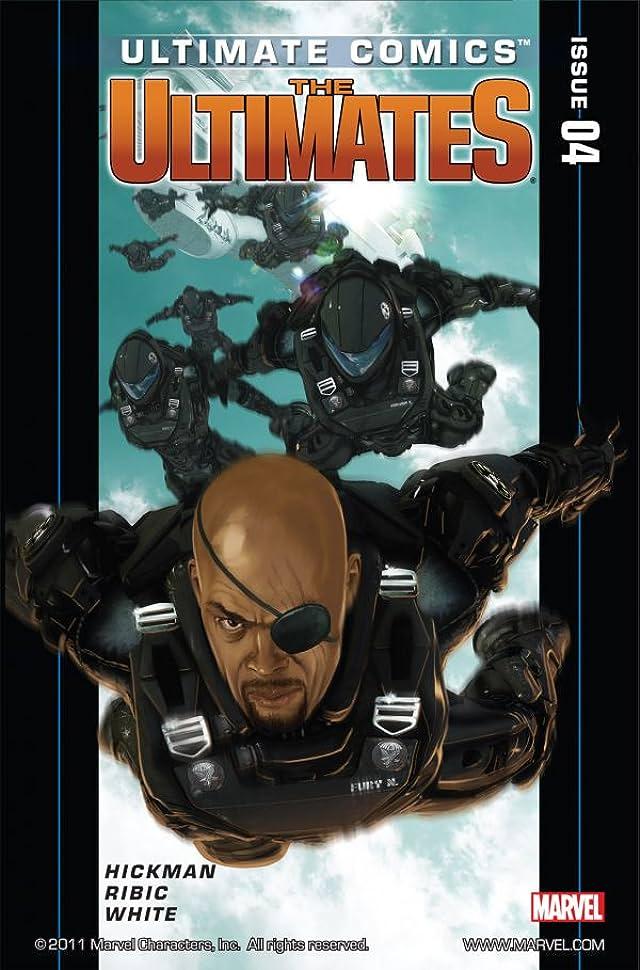 Ultimate Comics Ultimates #4