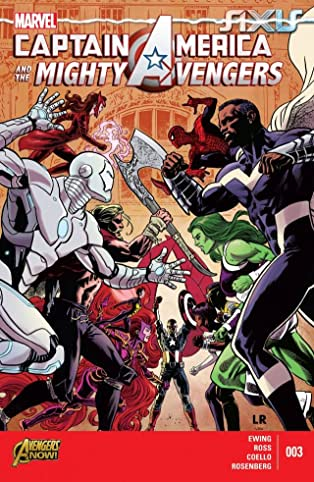 Captain America and the Mighty Avengers (2014-2015) #3
