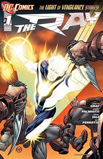 The Ray (2011-2012) #1 (of 4)