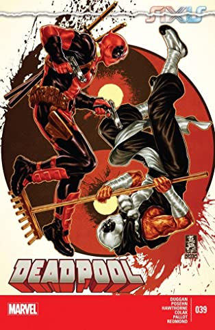 Deadpool (2012-2015) #39