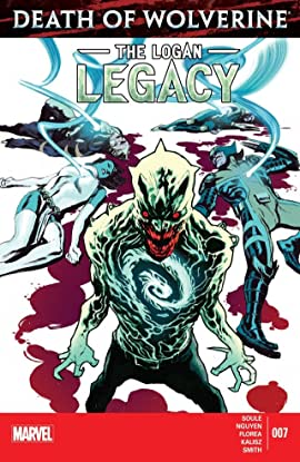 Death of Wolverine: The Logan Legacy #7 (of 7)