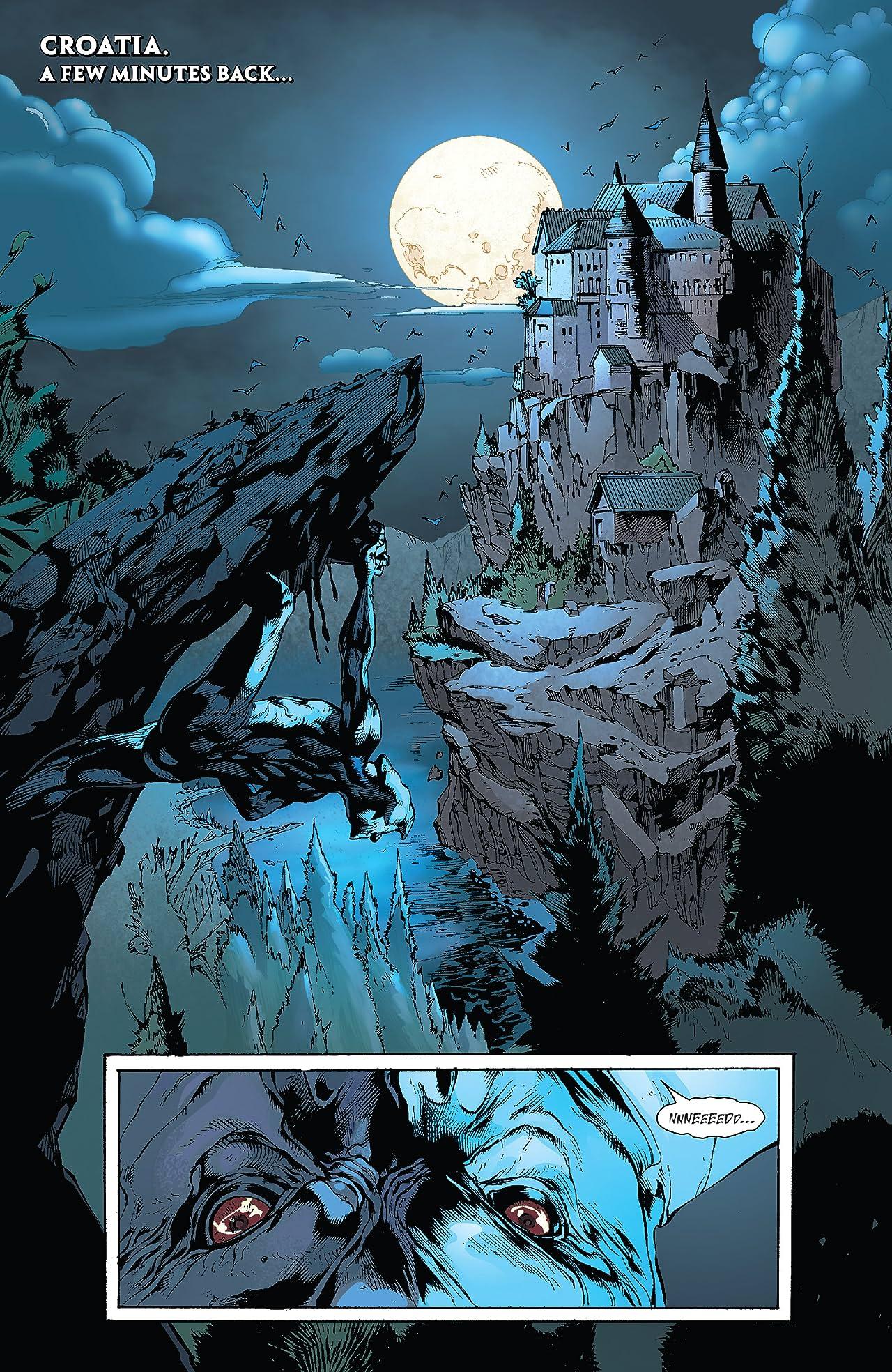 Death of Wolverine: The Logan Legacy No.7 (sur 7)