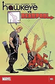 Hawkeye vs. Deadpool #3 (of 4)