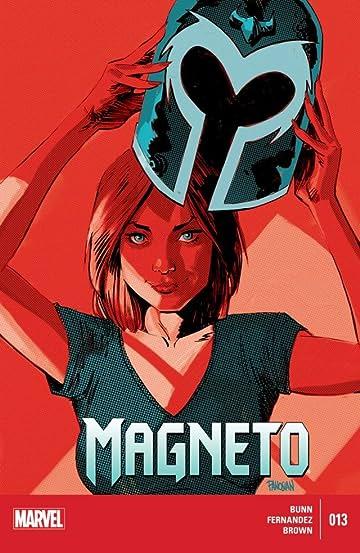 Magneto (2014-2015) #13