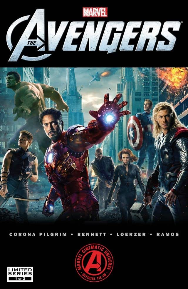marvel s the avengers 1 of 2 comics by comixology