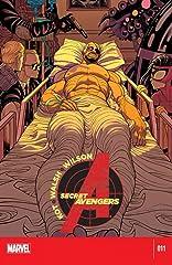 Secret Avengers (2014-) #11