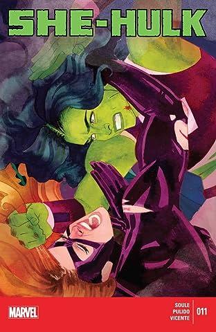 She-Hulk (2014-2015) #11