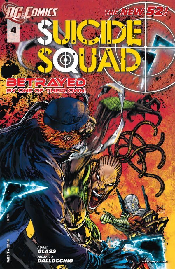 Suicide Squad (2011-2014) #4
