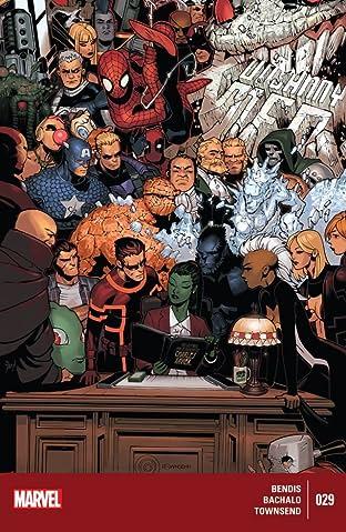 Uncanny X-Men (2013-2015) #29
