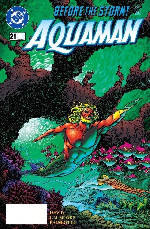 Aquaman (1994-2001) #21