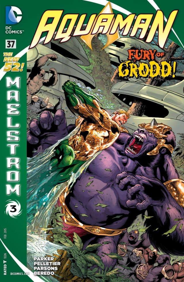 Aquaman (2011-2016) #37