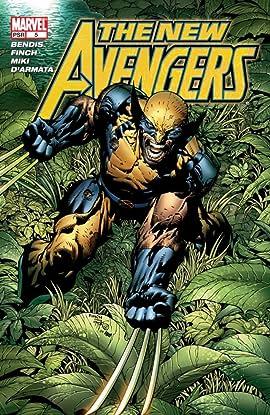 New Avengers (2004-2010) #5