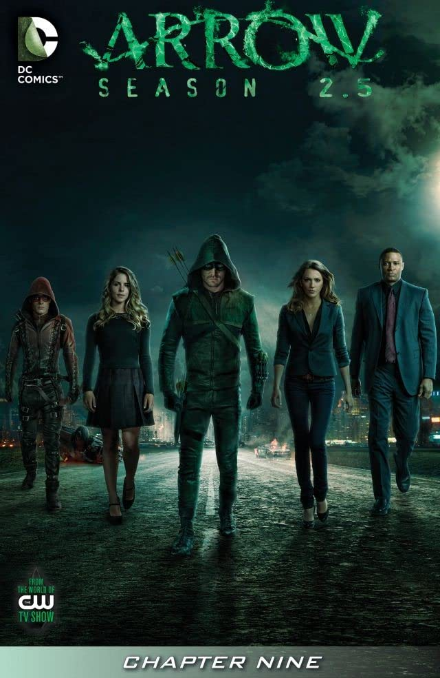 Arrow: Season 2.5 (2014-2015) #9