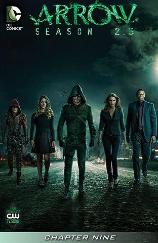 Arrow: Season 2.5 (2014-2015) #9