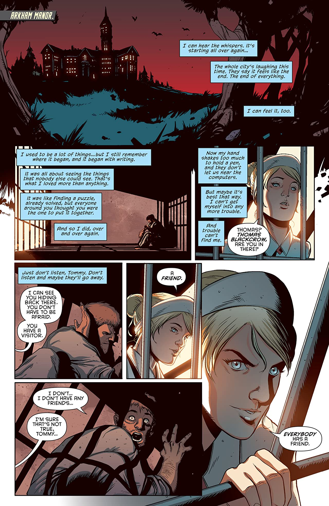 Batman (2011-2016): Annual #3