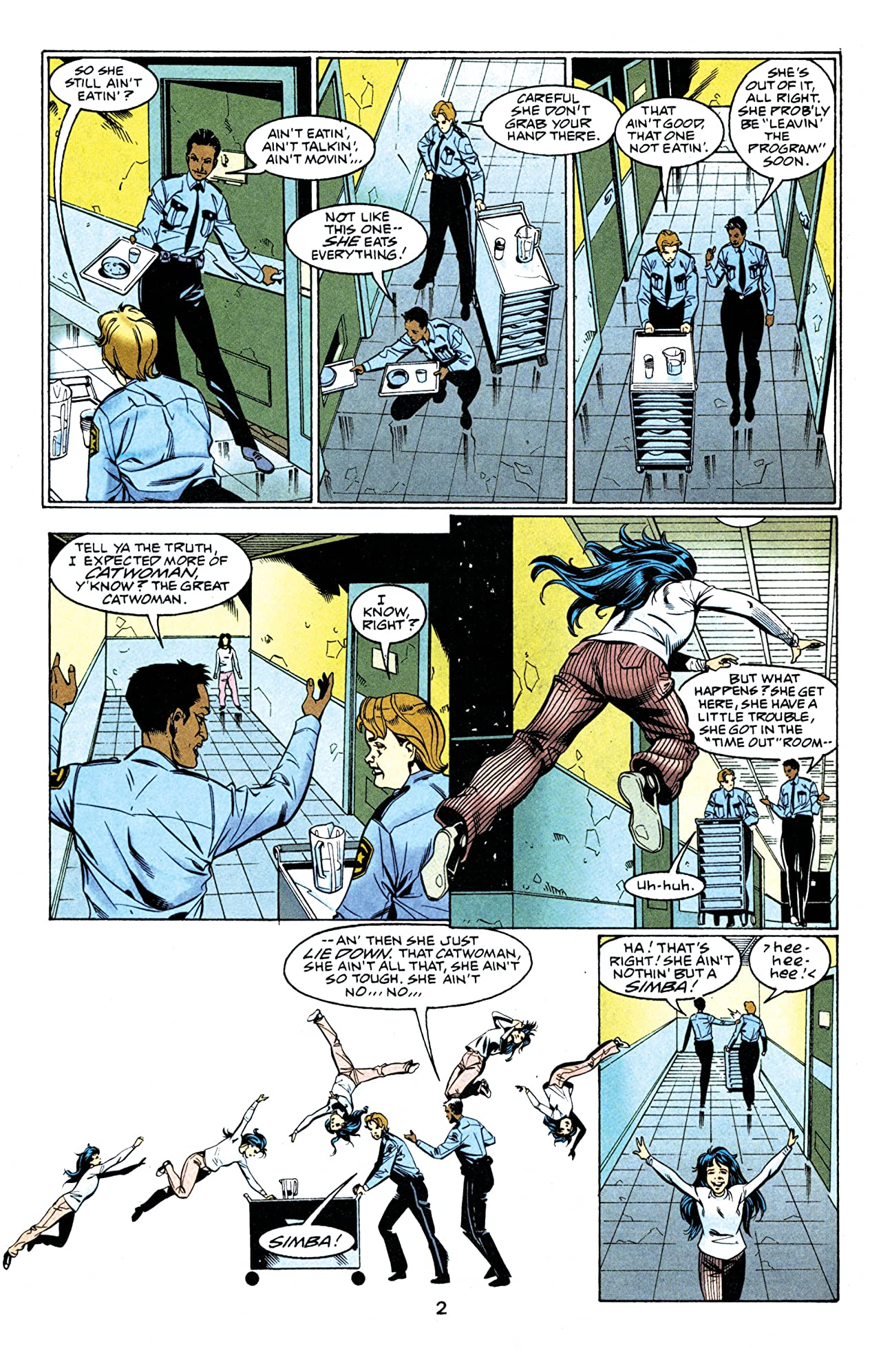 Catwoman (1993-2001) #81