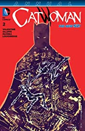 Catwoman (2011-2016): Annual #2
